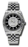 Rolex Steel Model 116234STBKSJ
