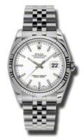 Rolex Steel Model 116234WSJ