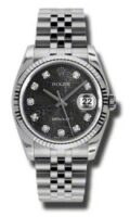 Rolex Steel Model 116234BKJDJ