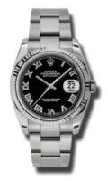 Rolex Steel Model 116234BKRO