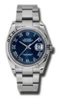 Rolex Steel Model 116234BLRO