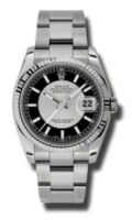 Rolex Steel Model 116234STBKSO