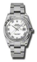 Rolex Steel Model 116234WRO