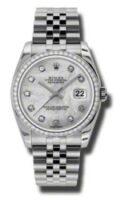 Rolex Steel Model 116244MDJ