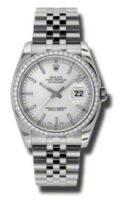 Rolex Steel Model 116244SIJ