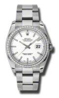 Rolex Steel Model 116244WIO