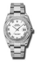 Rolex Steel Model 116244WRO
