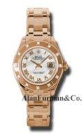 Rolex 18K Rose Gold Model 80315MR