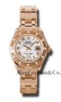 Rolex 18K Rose Gold Model 80315MRD