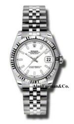 Rolex Datejust Stainless Steel 31mm Model 178274 (7)