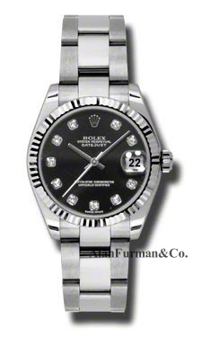 Rolex Datejust Stainless Steel 31mm Model 178274()1