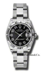 Rolex Datejust Stainless Steel 31mm Model 178274