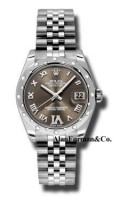 Rolex Datejust Stainless Steel 31mm Model 178344 (2)