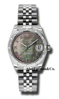 Rolex Datejust Stainless Steel 31mm Model 178344 (3)