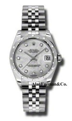 Rolex Datejust Stainless Steel 31mm Model 178344 (4)