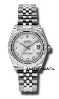 Rolex Datejust Stainless Steel 31mm Model 178344 (5)