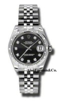 Rolex Datejust Stainless Steel 31mm Model 178344