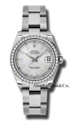 Rolex Datejust Stainless Steel 31mm Model 178384_2