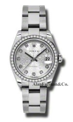 Rolex Datejust Stainless Steel 31mm Model 178384_3