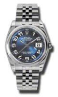 Rolex Steel Model 116200BLBKAJ