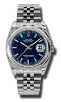 Rolex Steel Model 116200BLSJ