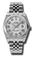 Rolex Steel Model 116200SDBLAJ