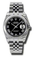Rolex Steel Model 116200BKRJ