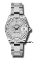 Rolex Steel Diamond Model 178384SDO