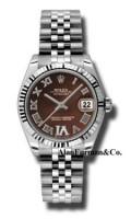 Rolex Steel Model 178274BRDRJ