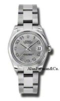 Rolex Datejust Stainless Steel 31mm Model 178240