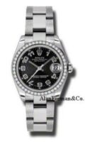 Rolex Datejust Stainless Steel 31mm Model 178384