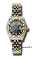 Rolex SS 18K Yellow Gold Model 179173DKMDJ