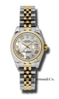 Rolex SS 18K Yellow Gold Model 179173MRJ
