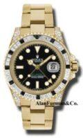 Rolex 18K Yellow Gold Model 116758SANR