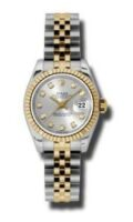 Rolex SS 18K Yellow Gold Model 179173SDJ