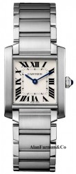 Cartier WSTA0005 Medium Quartz