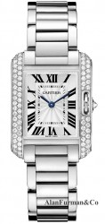 Cartier WT100008 Small Quartz
