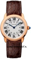 Cartier W6701007 29mm Quartz