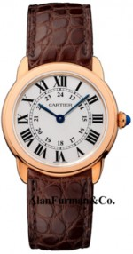Cartier W6701007 29mm Quartz