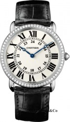 Cartier WR000551 36mm Manual