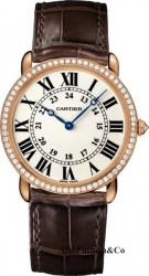 Cartier WR00651 36mm Manual