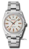 Rolex Steel Model 116400WO
