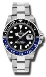 Rolex GMT-Master II Model 116710BLNR