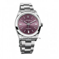 Rolex Stainless Steel 39mm Model 114300RGSO