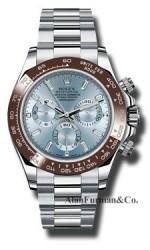 Rolex Platinum Model 116506ID