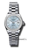Rolex Platinum Model 279136RBR IB36D8DP