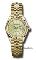 Rolex 18K Yellow Gold Model 279178 LINGS36D8DJ