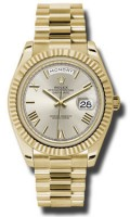 Rolex 18K Yellow Gold Model 228238SRP