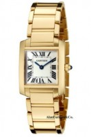 Cartier Small Quartz Model W50002N2