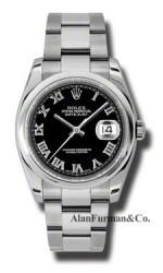 Rolex Steel Model 116200BKRO